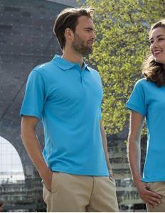 Afbeelding van Henbury Coolplus Heren Sport Poloshirt
