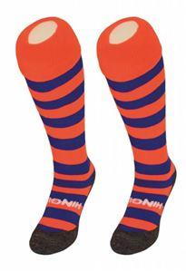 Afbeelding van Funkous Rugby Blue Orange