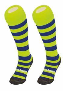 Afbeelding van Funkous Rugby Blue Yellow