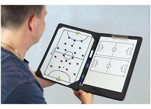 Zaalvoetbal Coachmap Precision Training