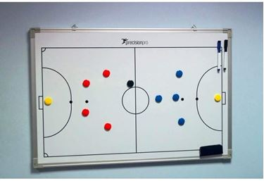 Picture of Zaalvoetbal Coachbord Klein Precision Training