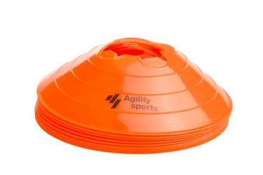 Picture of Agility Sports Markeringspionnen Oranje 10 stuks