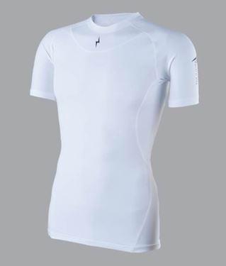 Picture of Short Sleeve ThunderShirt White Unisex