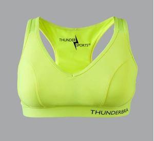 Afbeelding van Sport BH Active Fluor Yellow