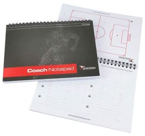Afbeelding van Precision Training Notitieboek A5 Voetbal