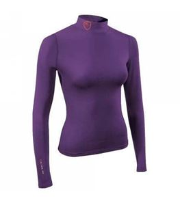 Afbeelding van Women's Playerlayer Turtle Neck Top l/s