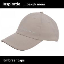 Promotiekleding met geborduurde logo's voor Embraer