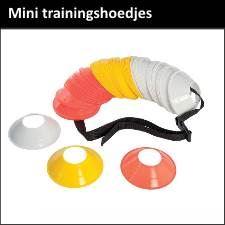 60 Mini trainingshoedjes met draagband