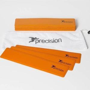 Afbeelding van 10 Flat Marker Precision Pro
