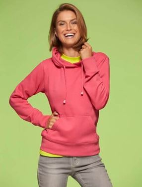 Picture of JN Ladies Hooded Sweat