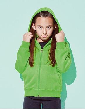 Picture of Active Sweat Jacket voor kinderen