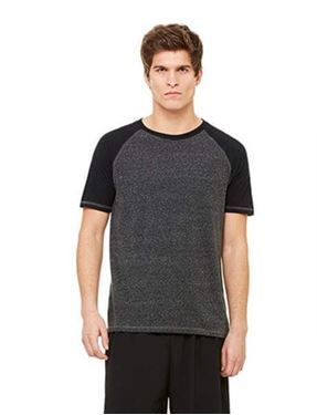 Picture of All Sport Men's Performance Triblend Short Sleeve Tee