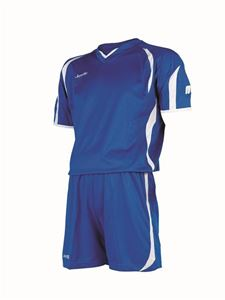 Silver Voetbal Set Shirt Short