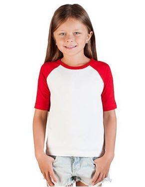 Promodoro Kids Raglan-T