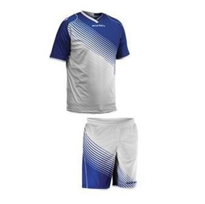 Team Set England Korte Mouw Blauw Wit