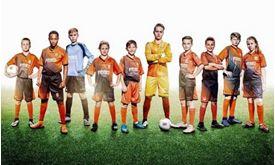 Afbeelding voor categorie Voetbal Teamkleding