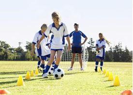Afbeelding voor categorie Voetbal Trainings Materiaal