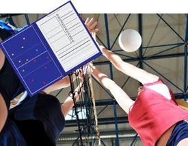 Afbeelding voor categorie Coachborden  Volleybal