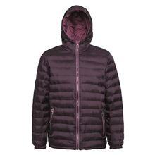 Padded Jacket Van 2786 Aubergine / Mulberry
