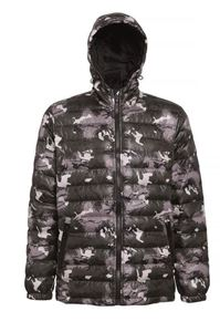 Padded Jacket Van 2786 Camouflage Green