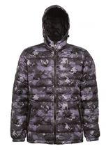 Padded Jacket Van 2786 Camo Grey