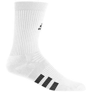 Adidas Crew Golfsokken Wit (2-Pack)