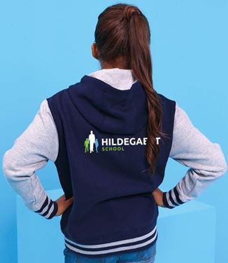 Picture of KIds Urban Varsity Zoodie Hildegaert