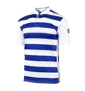 Robey Legendary Voetbalshirt Korte Mouw Blauw-Wit