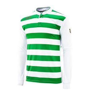 Robey Legendary Voetbalshirt Lange Mouw Groen-Wi