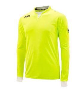 Robey Catch Voetbalshirt LS Fluo Geel