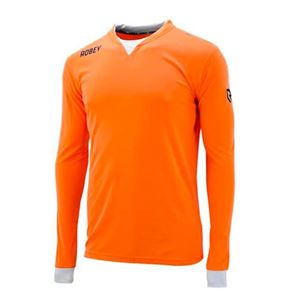 Robey Catch Voetbalshirt LS Fluo Oranje