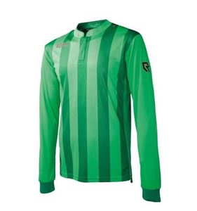 Robey Winner Voetbalshirt Lange Mouw Groen Zwart