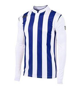 Robey Winner Voetbalshirt Lange Mouw Blauw-Wit