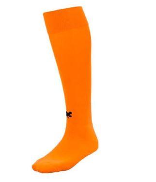 Robey Solid Neon Oranje voetbal kousen