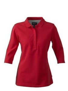 Afbeelding van Harvest Roseville Poloshirt Rood XL