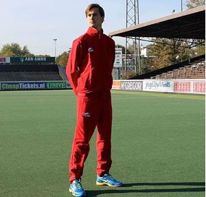 Fabb Hockey Trainingspak Voor Mannen