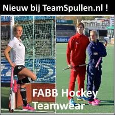 Nieuw bij Teamspullen - FABB Hockey Teamkleding