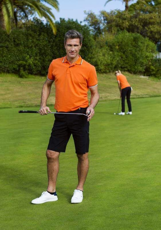 267af67adf9 Cutter & Buck Heren Golf Short Salish