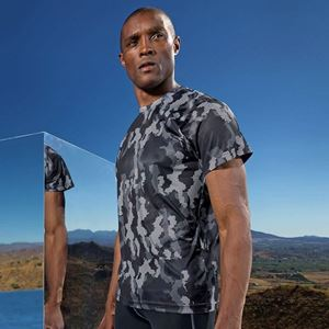 Men's TriDri Hexoflage Performance T-Shirt