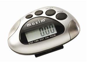 Maxim Step II Pedometer