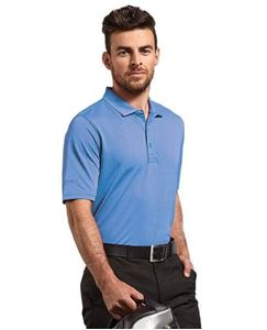 Glenmuir Mens Kinloch Piqué Polo Shirt