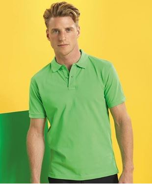 Asquith & Fox Men's Classic Fit Performance Blend Polo