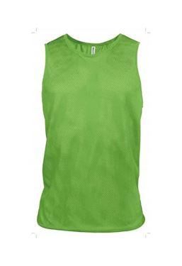 Licht Trainingshesje Proact Fluor Groen