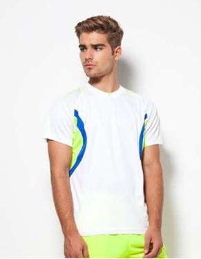 Trendy Heren sport T-shirt Nath NH252