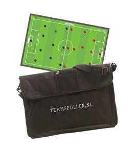 Sportec Magnetisch Voetbal Coachbord Met Coachtas