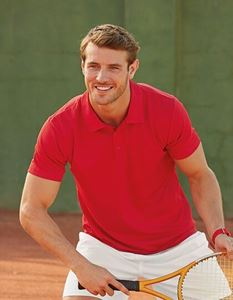 Mens Performance Polo Fruit Of The Loom