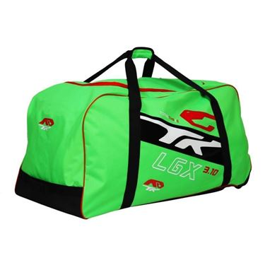 TK Total Three LGX 3.10 Goalie Bag Neon Green