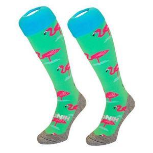 Funkous Flamingo Green