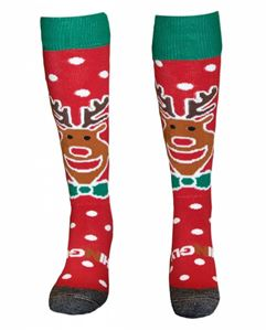 Funkous Rudolf, Kerst kousen