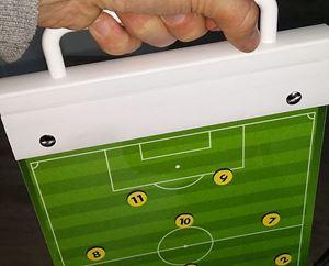 Tactiek Klapper Voetbal